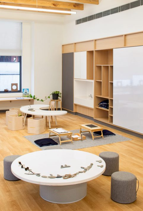 Studio IAAD_Heritage School © Studio Noughts and Crosses